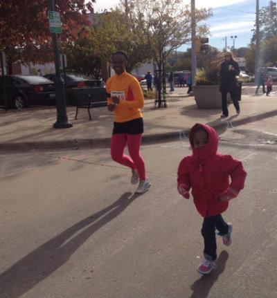 Baily Family Run Week 1