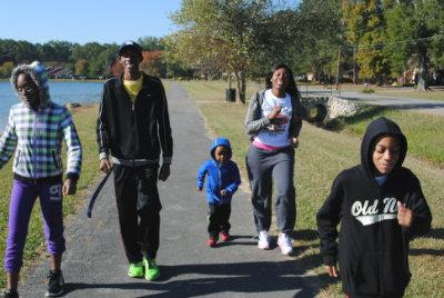 Livingston and Johnson Family Week 1